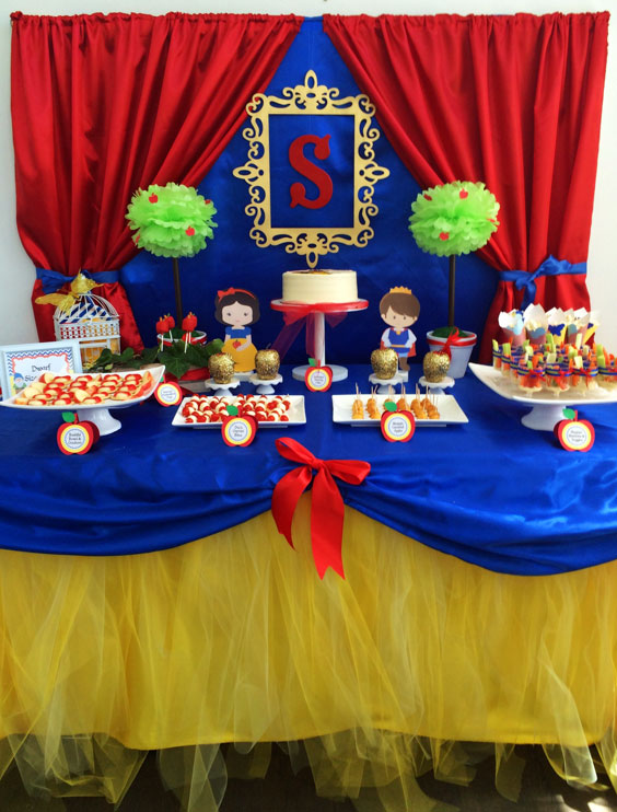 Snow White Birthday