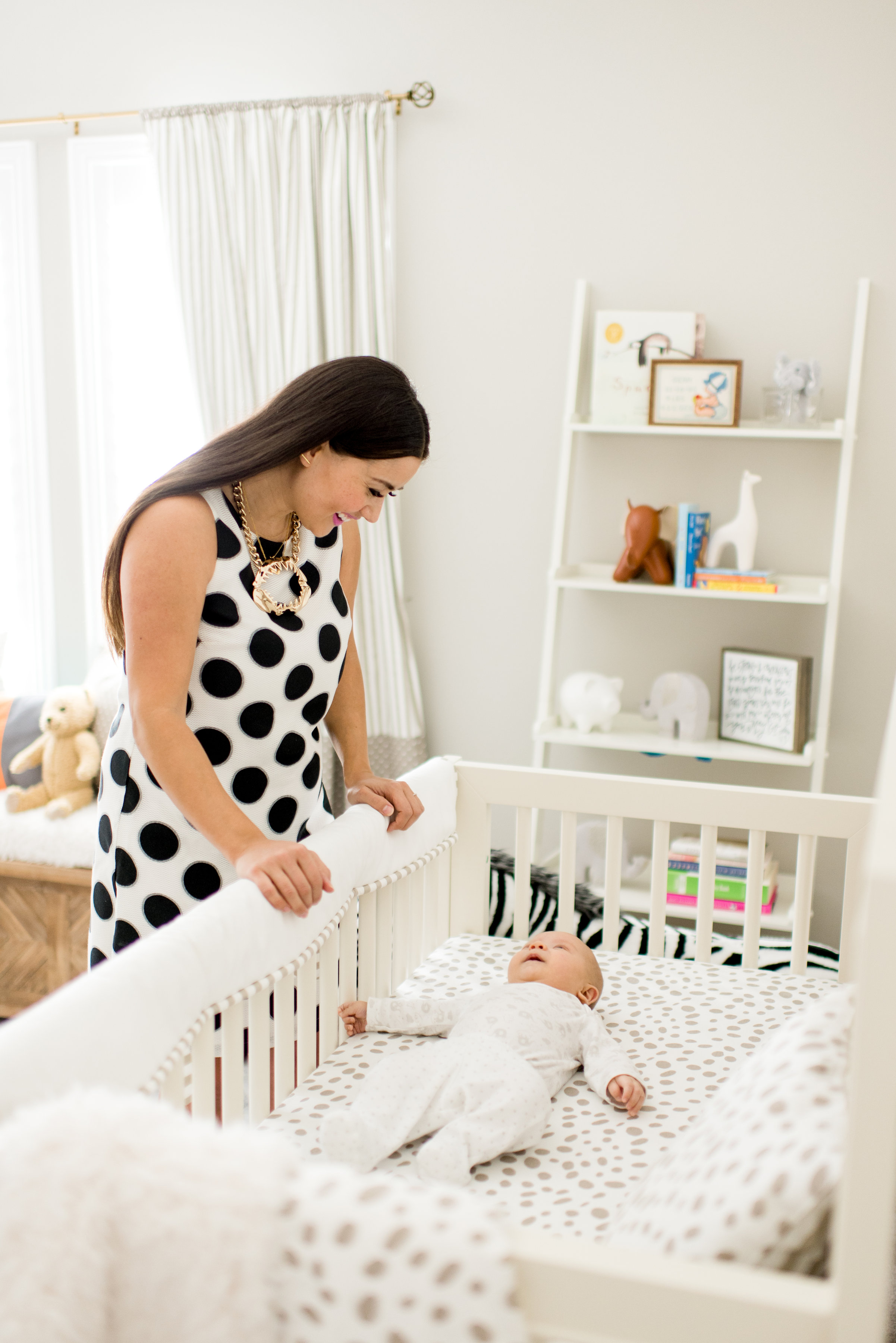 Catherine and Sean Lowe's Nursery
