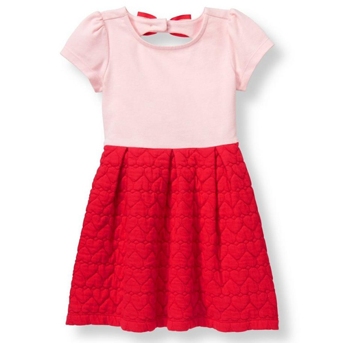 Quilted Heart Dress for Baby Girls from Janie and Jack