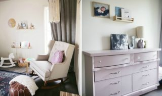 Eclectic Girls Nursery with Boho Nursery Decor - Project Nursery