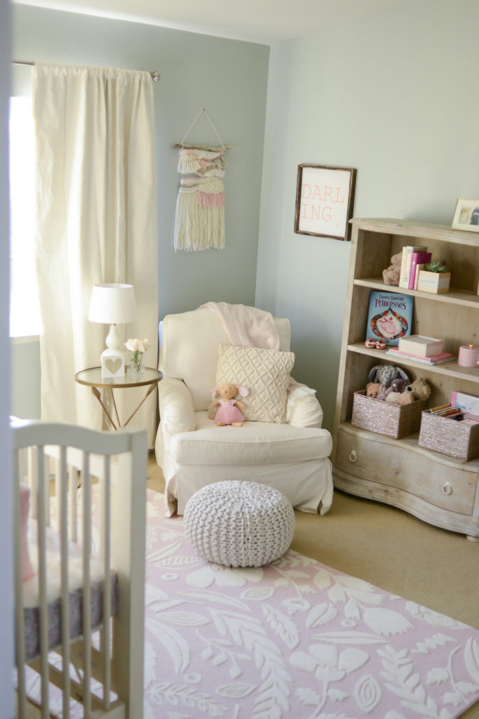 Soft and Sweet Nursery for Claire