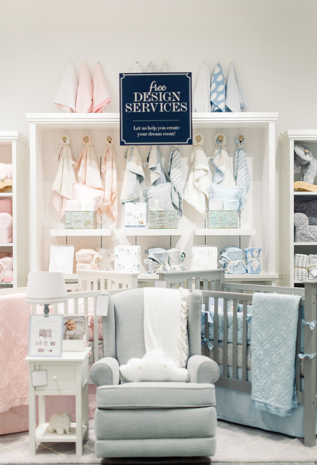 Pottery Barn Kids Design Services