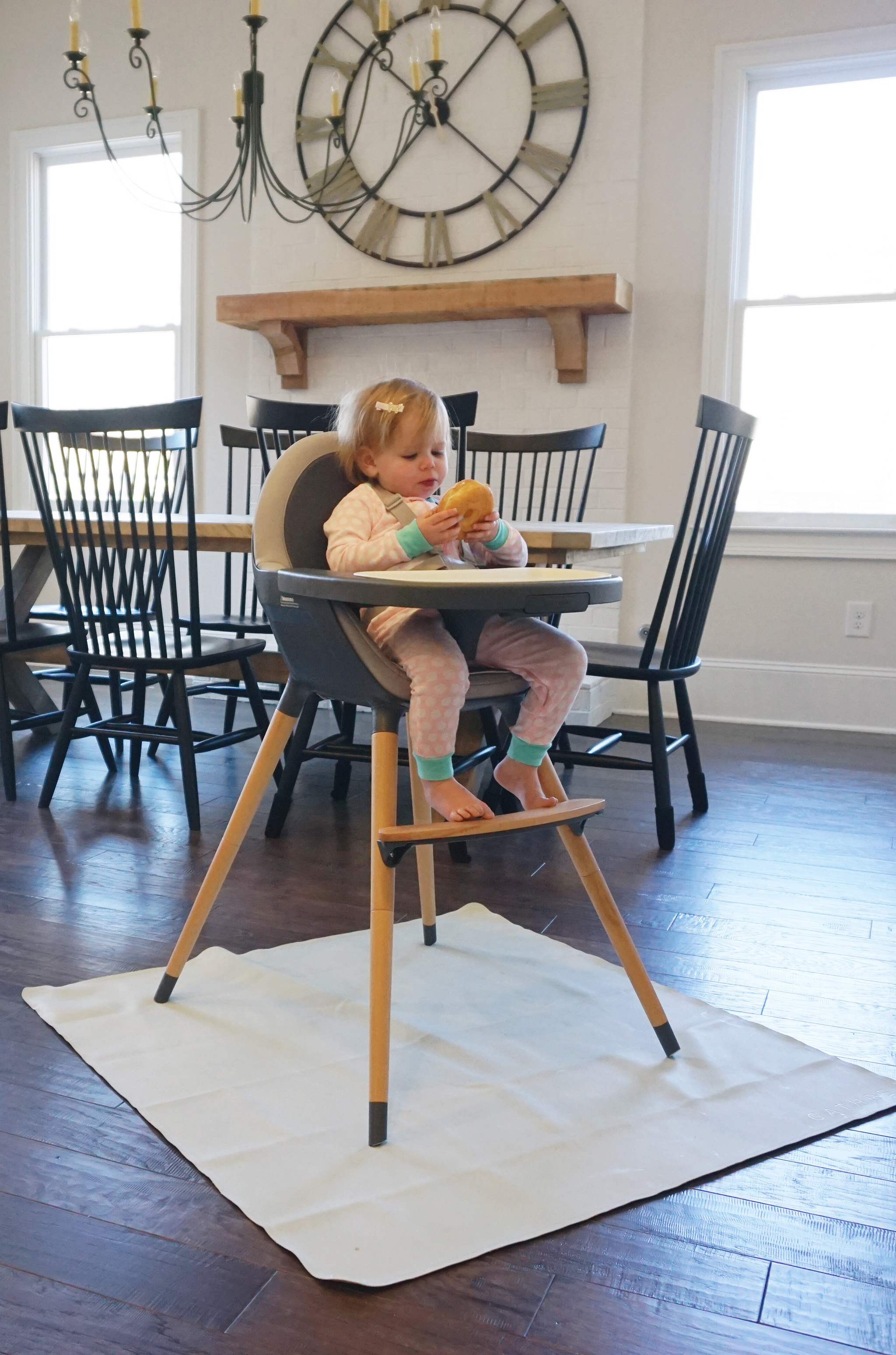Skip Hop's TUO Convertible High Chair