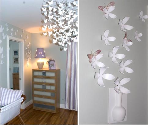 Baby Girl Nursery Ideas With Butterflies real rooms: butterflies & babies