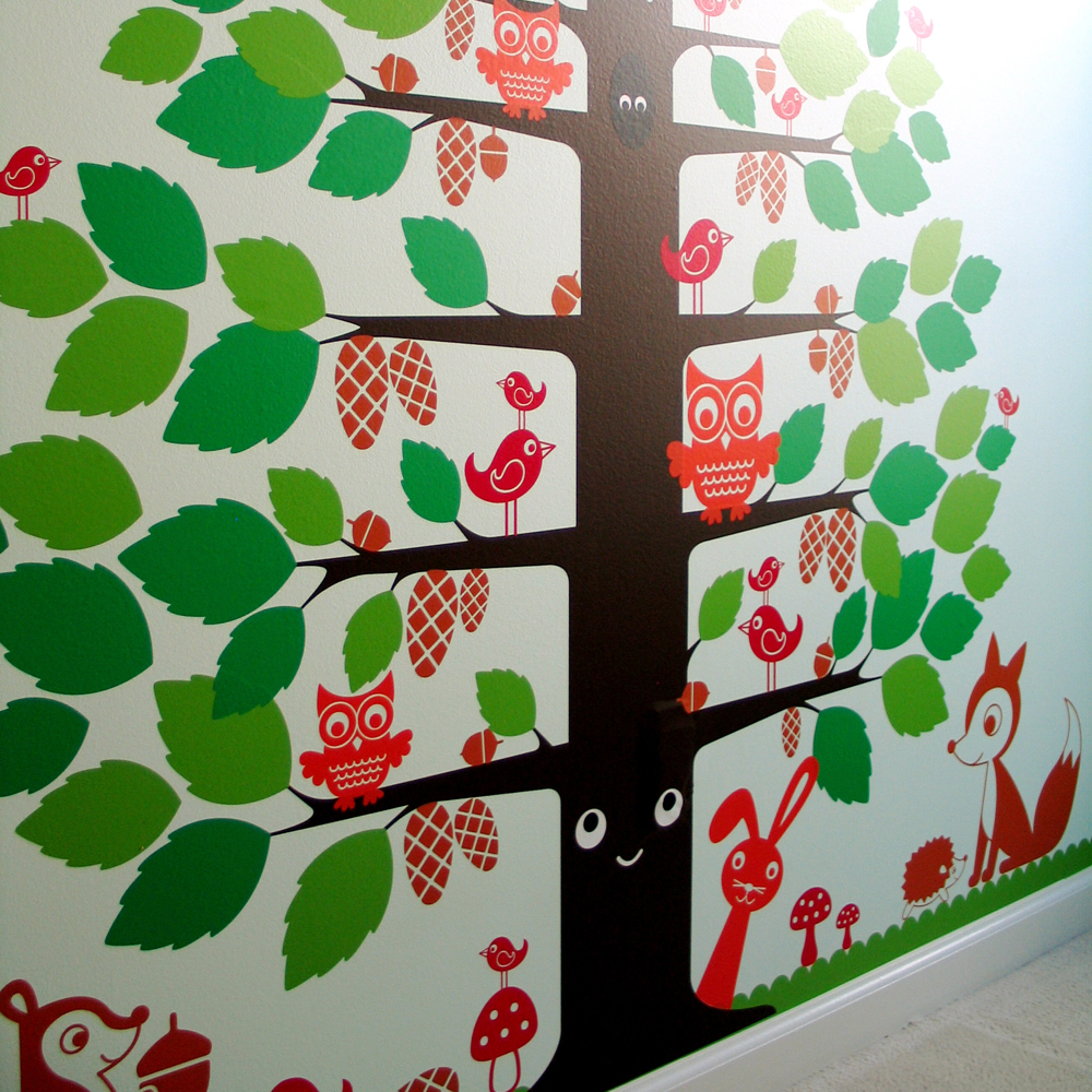 woodland-collectionwall-decal2