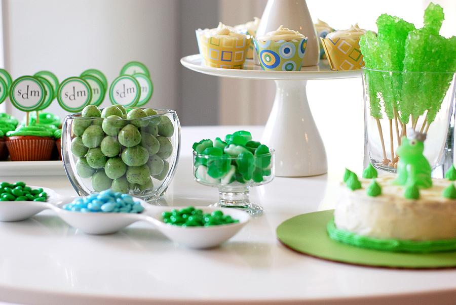 Frog Prince 1st Birthday