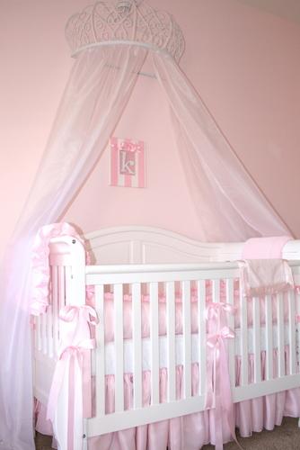 Pretty In Pink Nursery