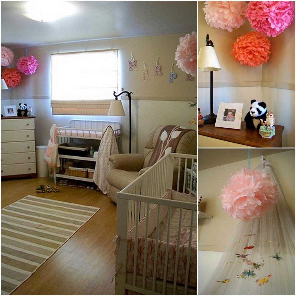 Decorating Com: Decorating With Paper Pom Poms