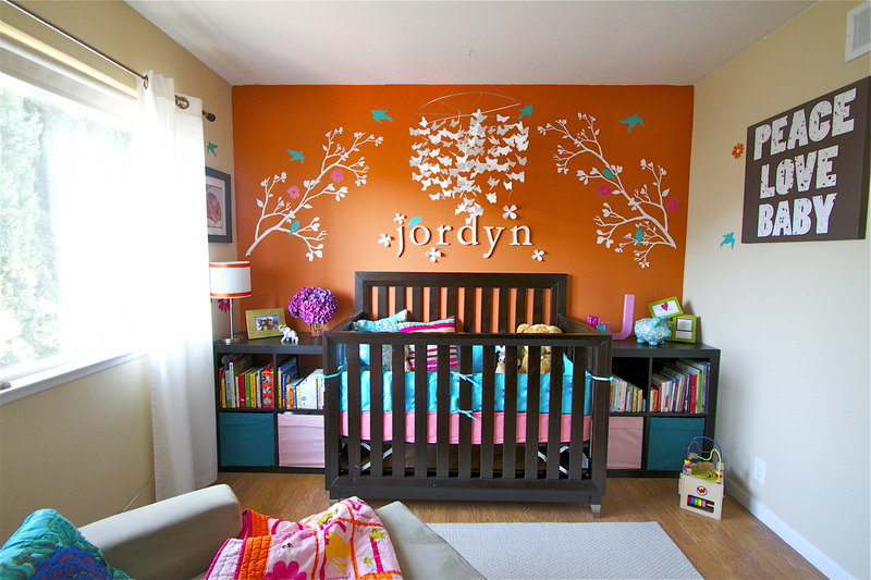 Orange Nursery   Project Nursery