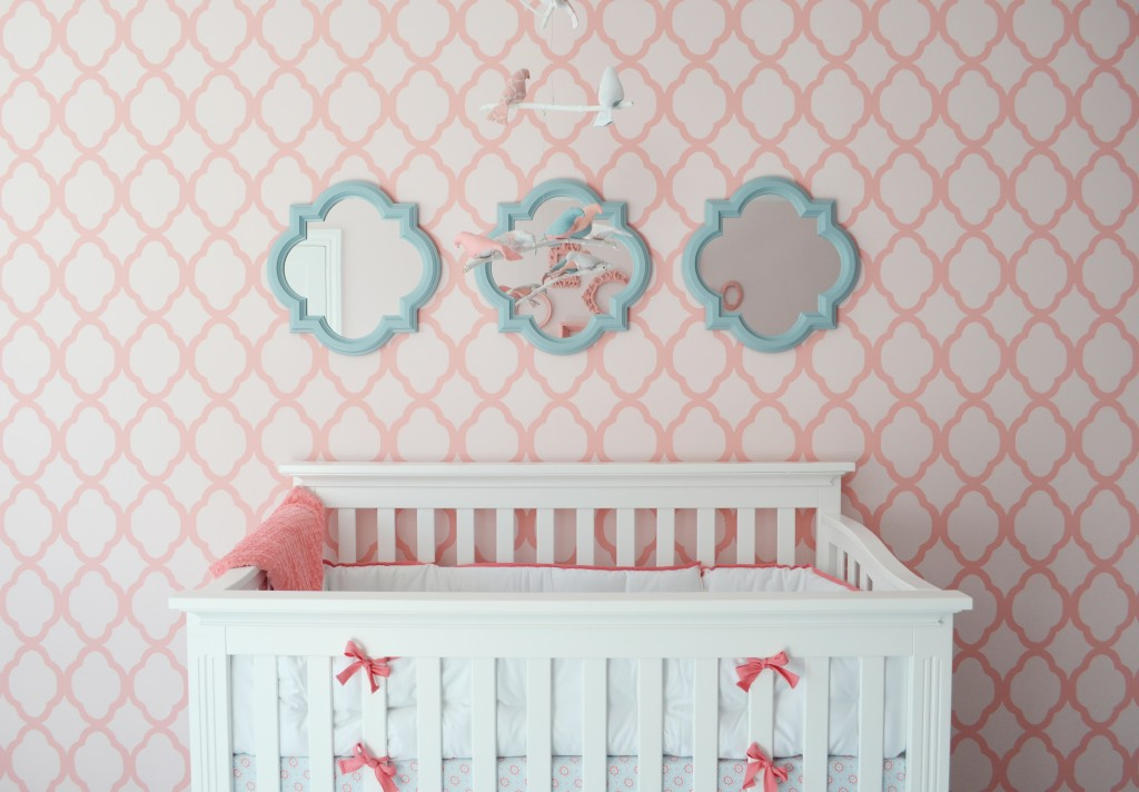 Pink and Blue Nursery - Project Nursery