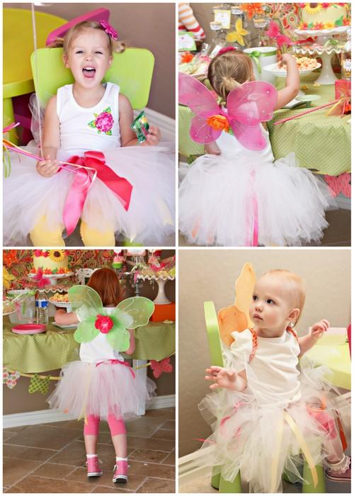 Gnome Garden: Real Parties: Kate's Fairy Garden Birthday Party