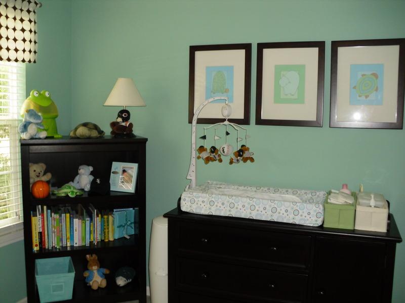 Aqua Nursey Project Nursery
