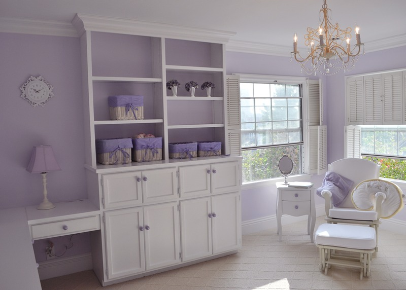 Liesl S Lavender Nursery Project