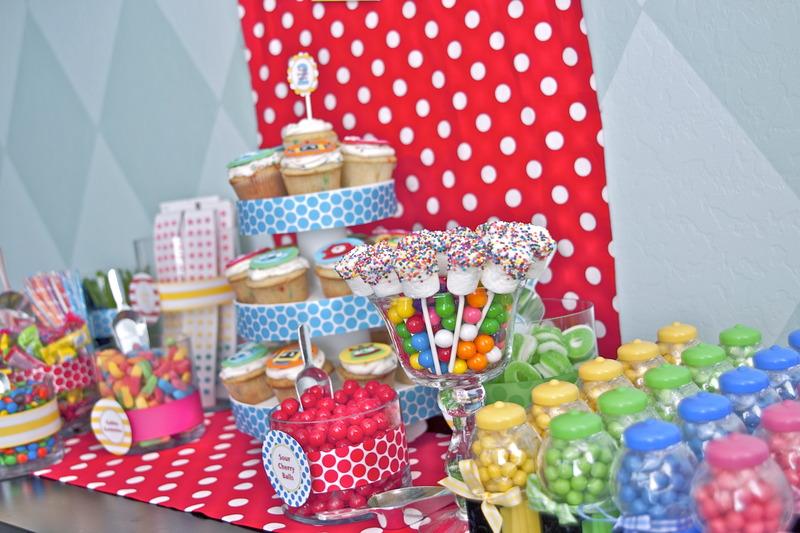 Yo Gabba Gabba Birthday Party Project Nursery