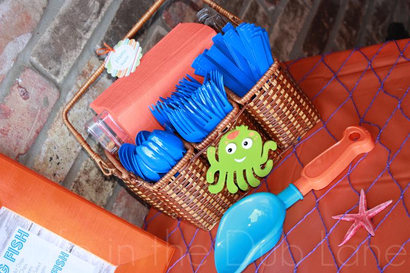 Beach- 1st Birthday Party! - Project Nursery