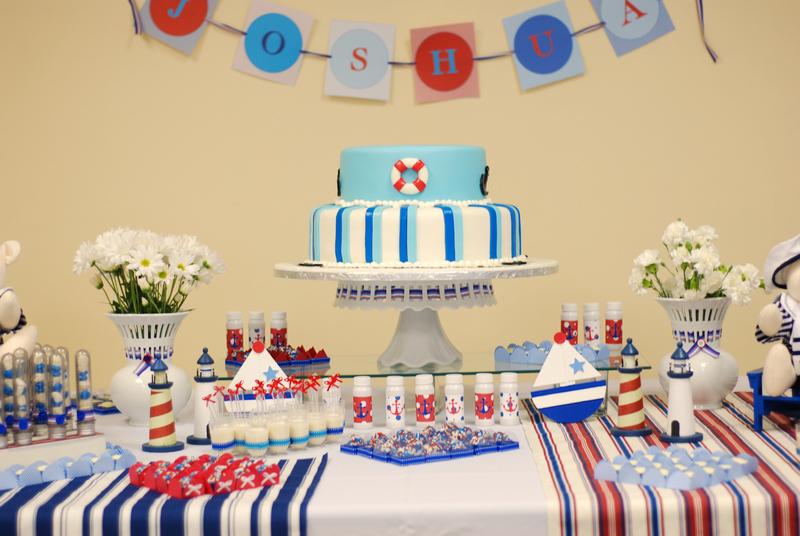 A Sailor 1st Birthday Project Nursery