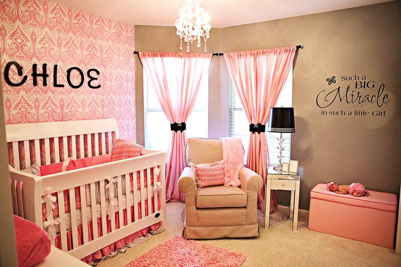 Chloe's Room - Project Nursery on