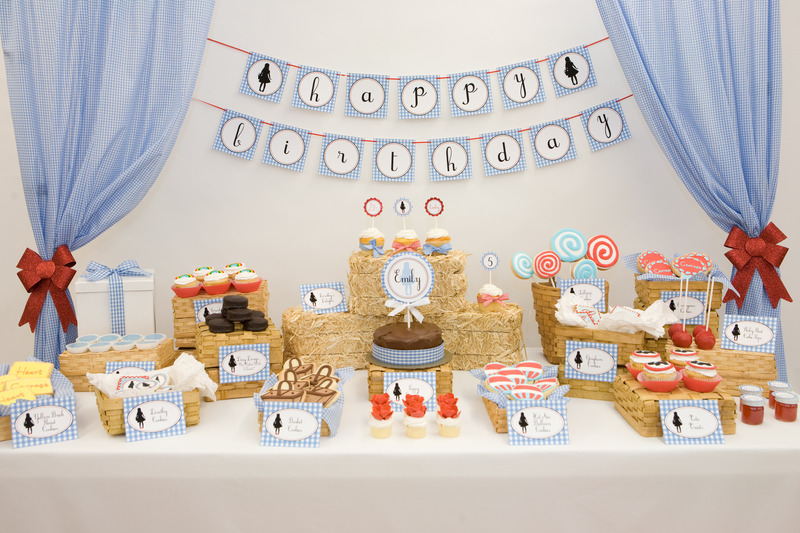 Wizard Of Oz Inspired Party Project Nursery