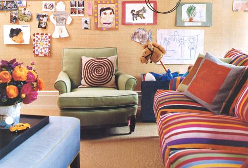 Best Ideas For Displaying Childrens Artwork - Artwork for kids rooms