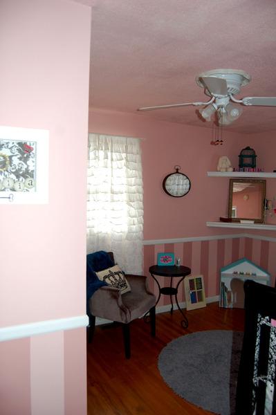 Alice In Wonderland Inspired Nursery Project Nursery