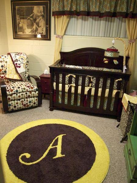 A Yellow Amp Brown Nursery Project Nursery