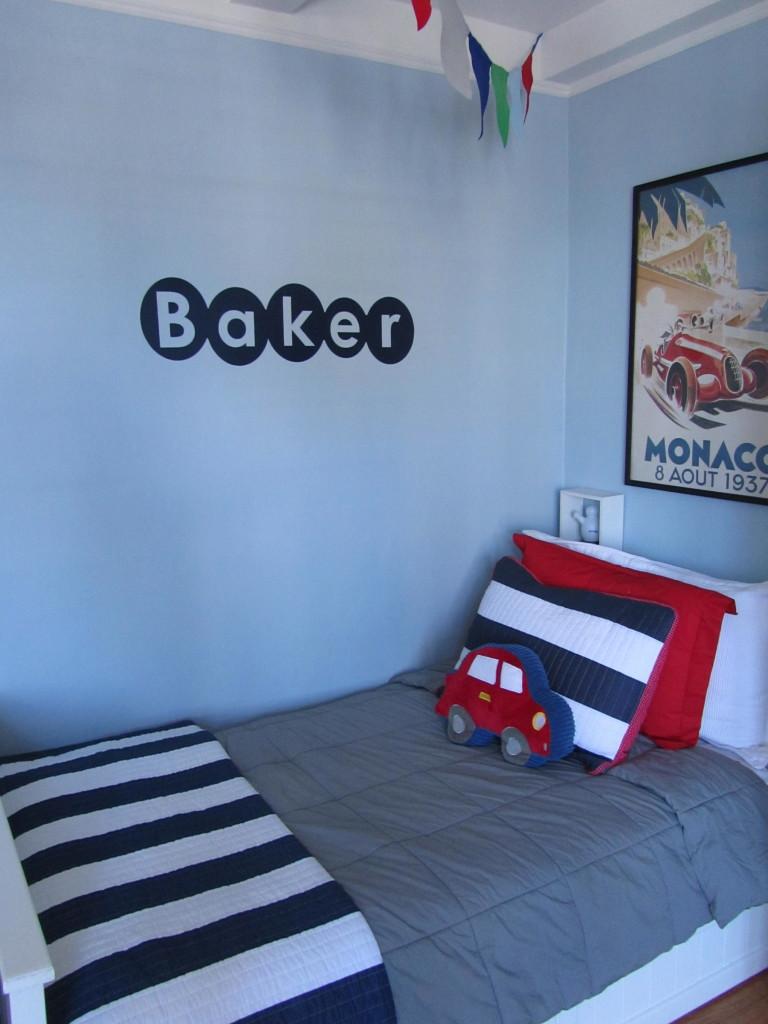 Little B S Big Boy Room Project Nursery