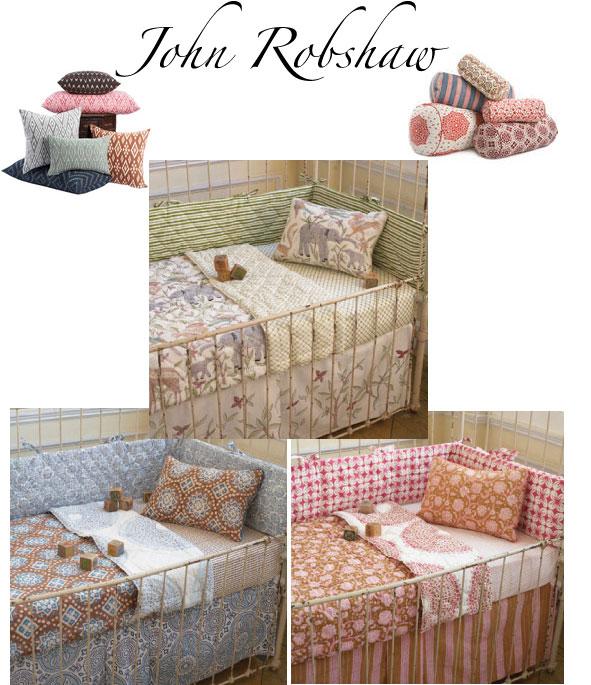Roberta Roller Rabbit Crib Bedding