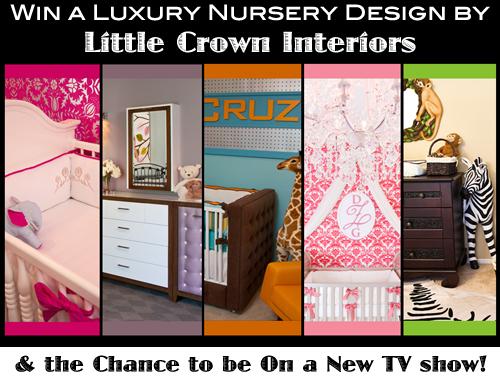 designer nursery giveaway