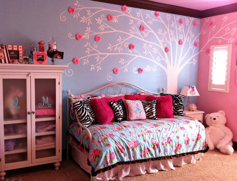 pink and blue bedrooms a perfectly pink amp blue room project nursery 16676