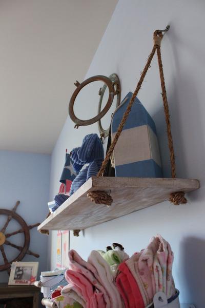 Do It Yourself Home Design: Stella's Nautical Nursery
