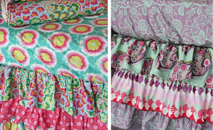 Crib Skirt Tags Project Nursery