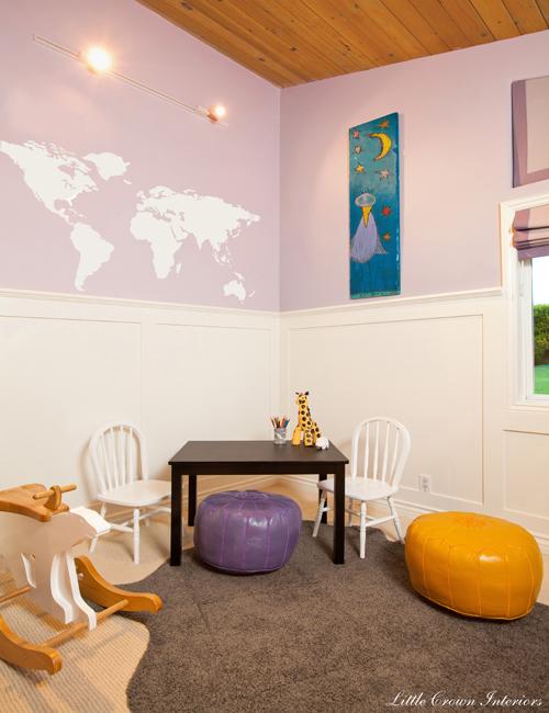playroom for toddler girl