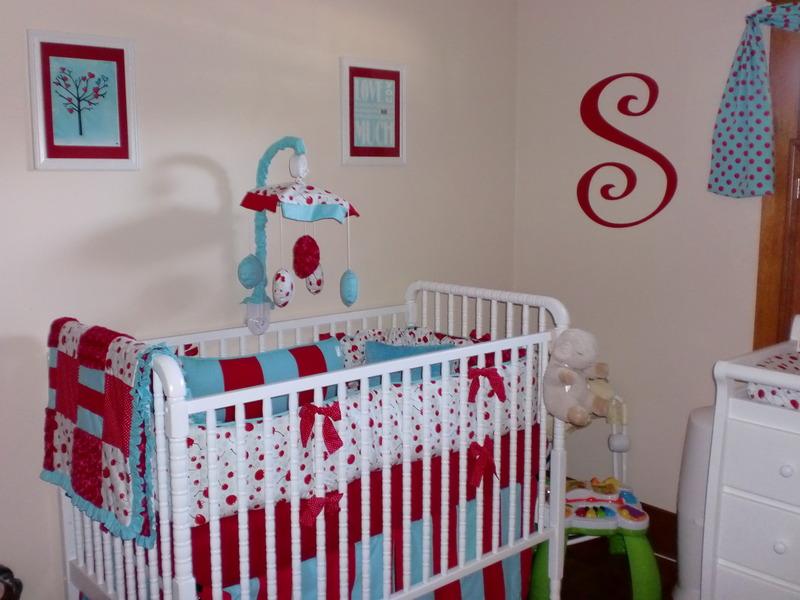 Sally S Nursery Project Nursery