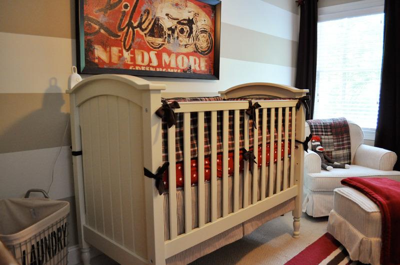 Connor S Nursery Project Nursery