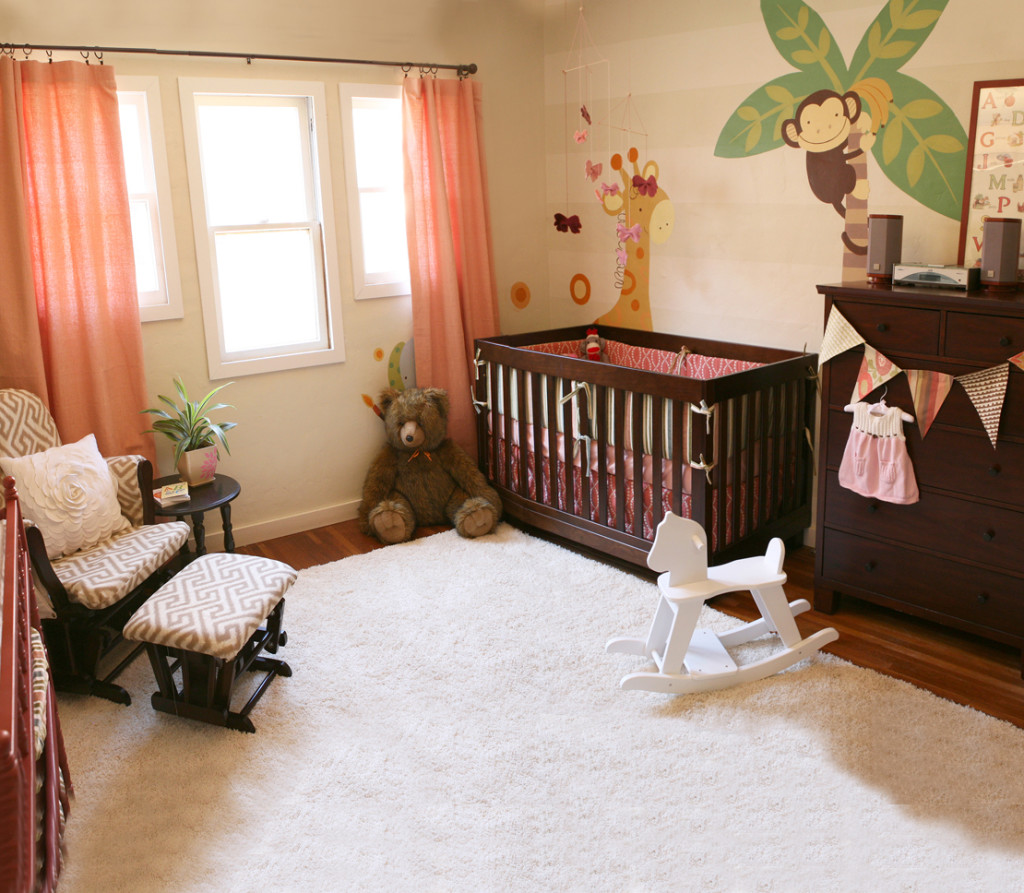 Liv 39 s baby animal nursery project nursery - Baby nursey ideas ...
