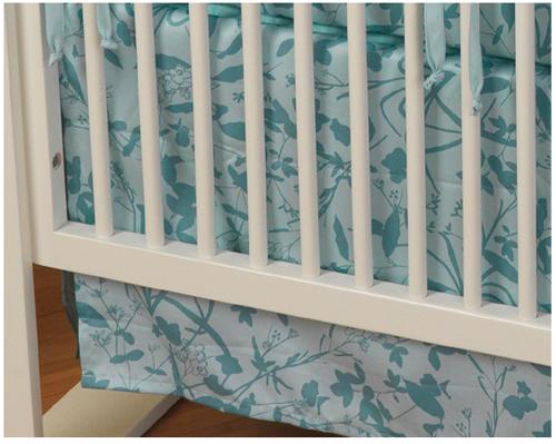 eco friendly nursery bedding