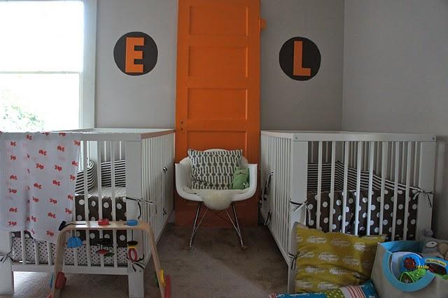 Twin Boys Dwell Studio Bedroom Project Nursery