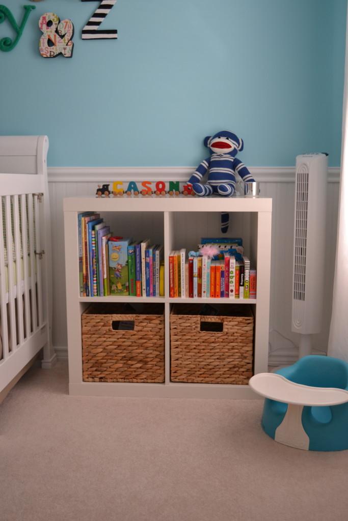 Colorful Gender Neutral Nursery Project Nursery