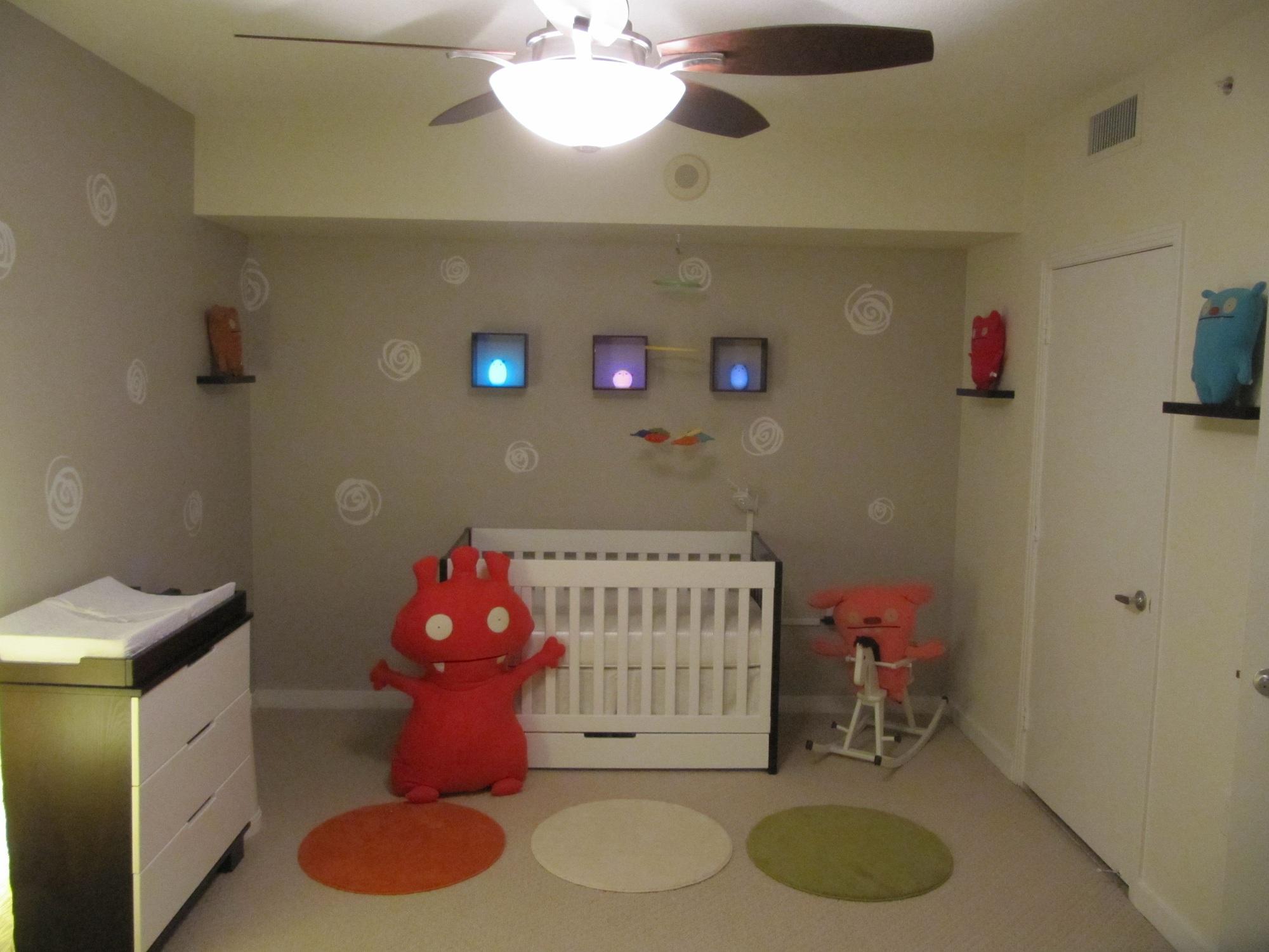 Ethan S Ugly Doll Nursery Project Nursery