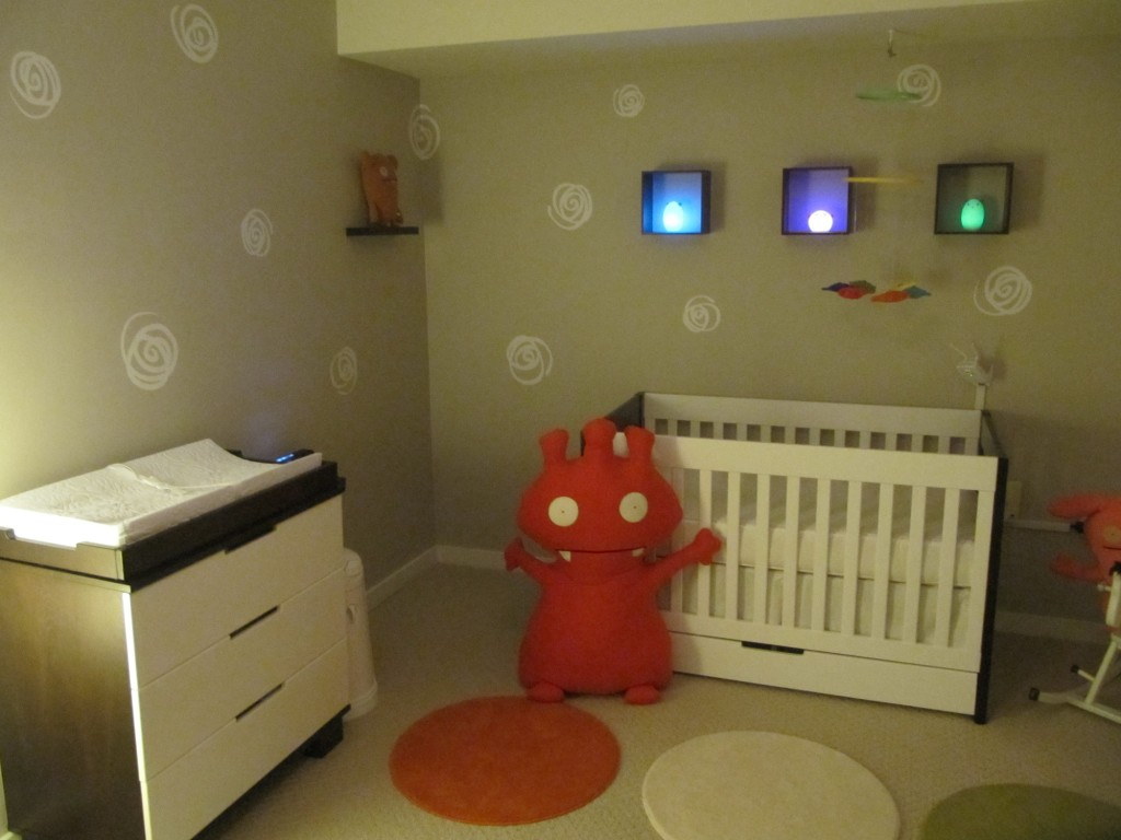 Ethan S Ugly Doll Nursery Project Nursery
