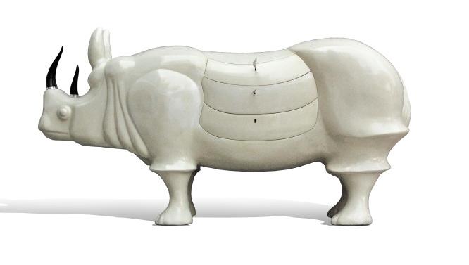 Rhinoceros Dresser