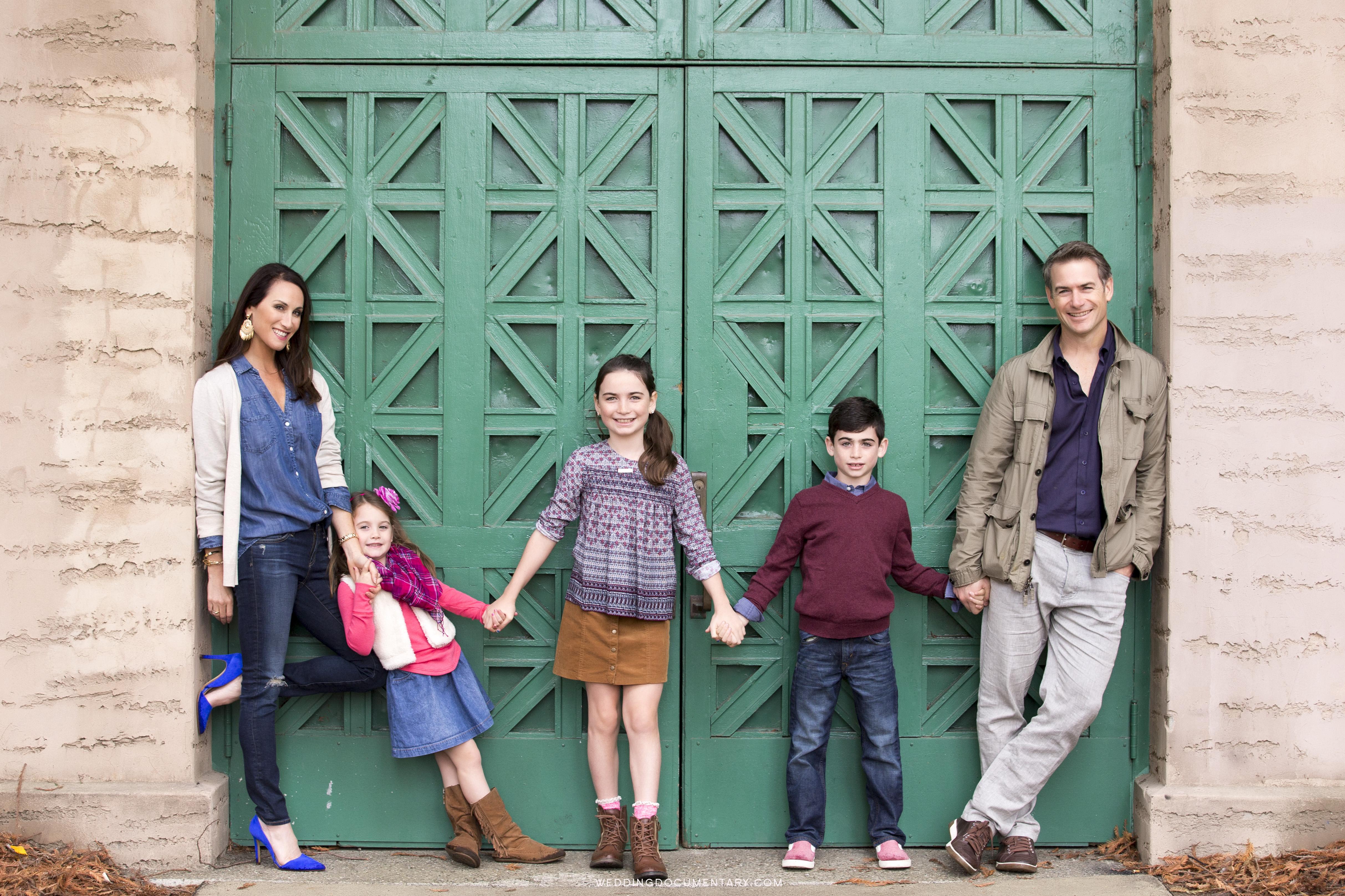 The Ginocchio Family