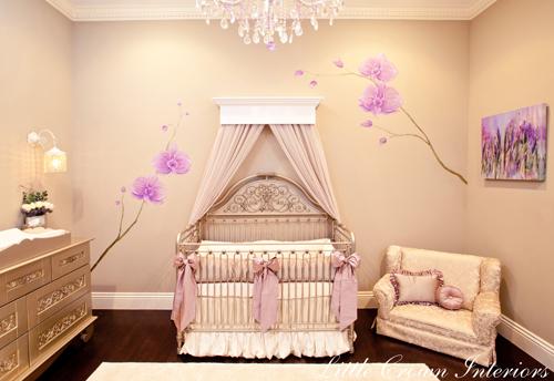 Mel Bs baby nursery