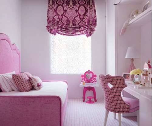 Modern Pop Designer Playroom