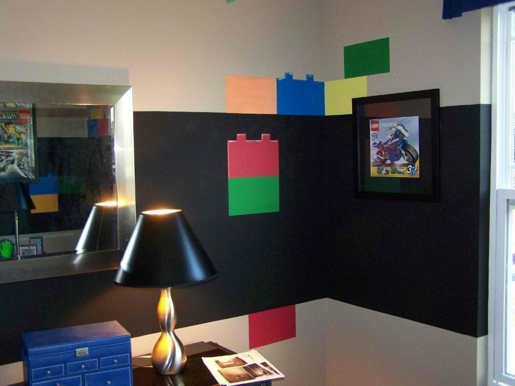 Lego Room Project Nursery