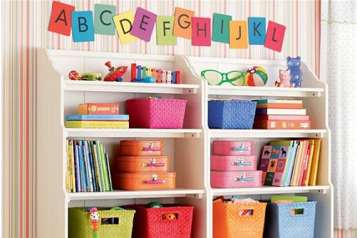 Organizing design tips for kids toys for Kinderzimmer instagram