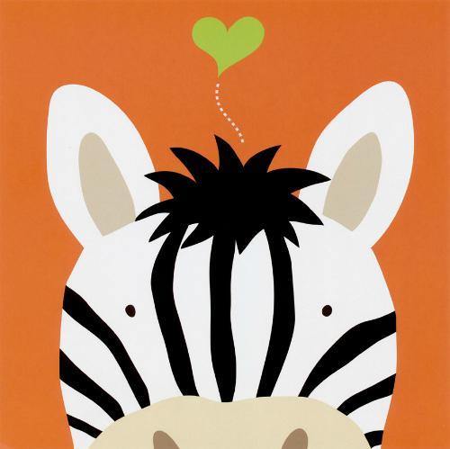 Peek-a-Boo Zebra by Yuko Lau