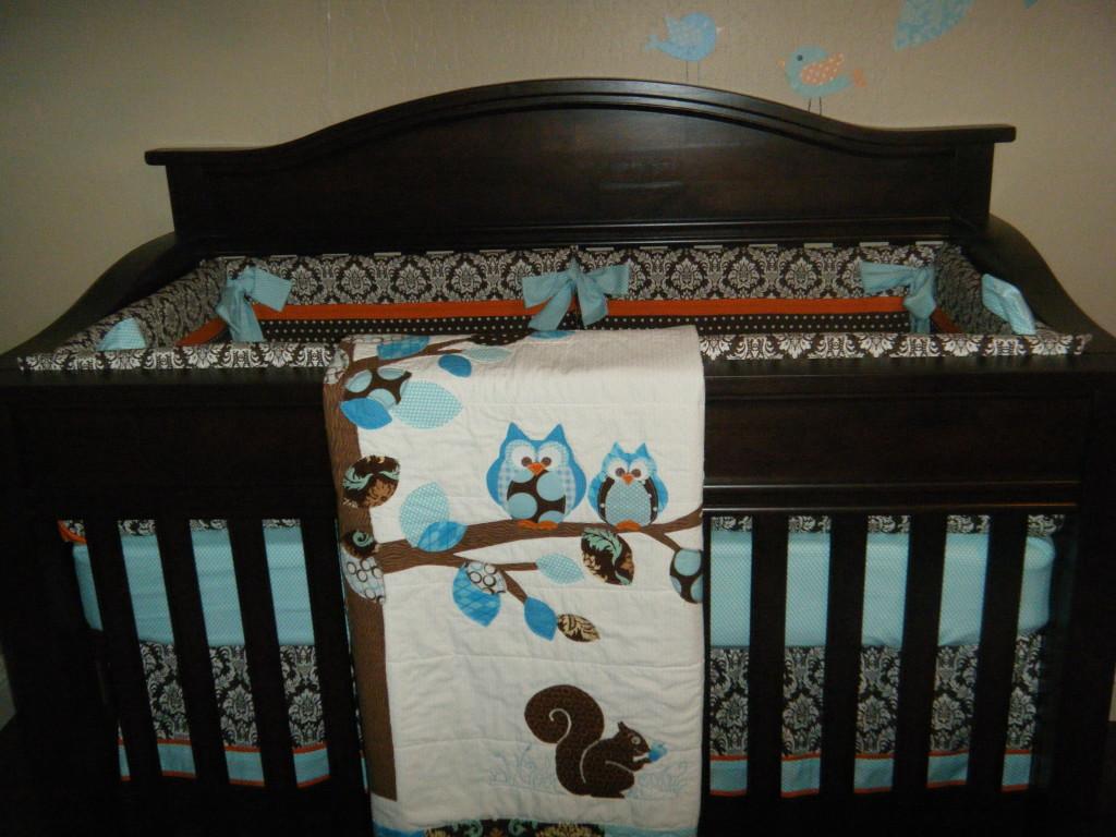 Everything Designish Baby Boy S Nursery: Baby Landon's Owl Nursery