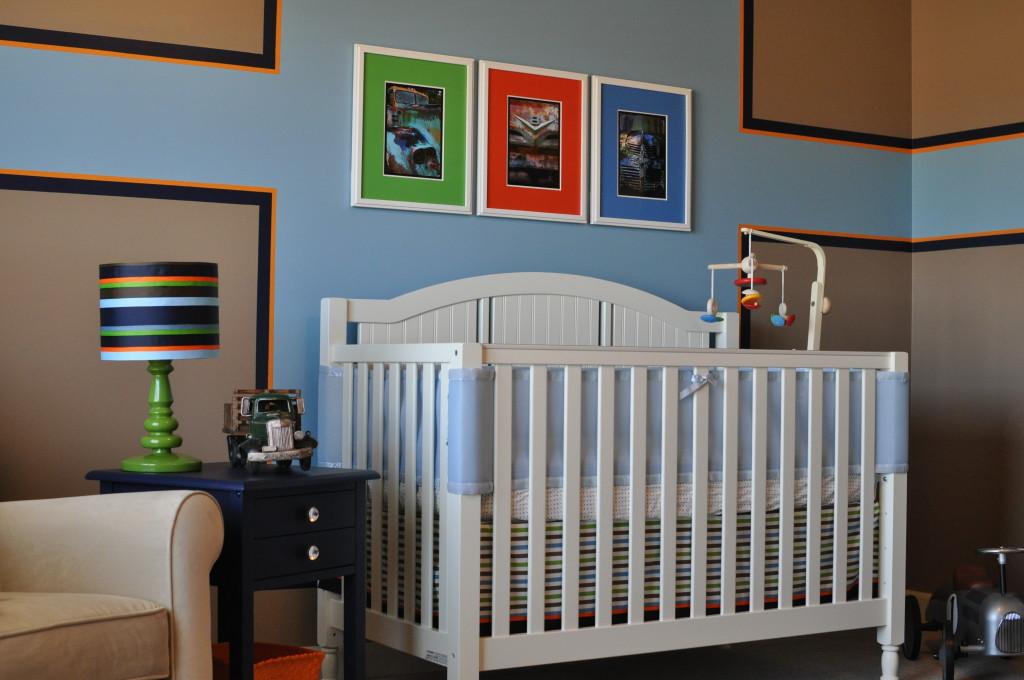 Luke S Vintage Truck Nursery Project Nursery