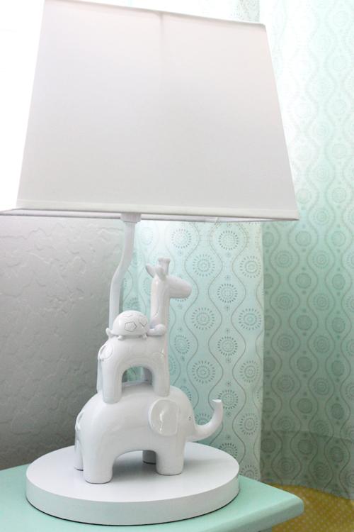 Diy Make A Nursery Lamp Meet Your Ideal